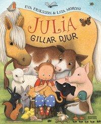bokomslag Julia gillar djur