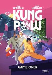 bokomslag Kung Pow Game over