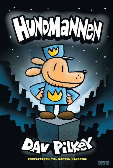 bokomslag Hundmannen