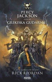bokomslag Percy Jackson och de grekiska gudarna