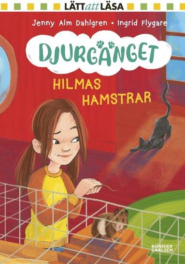bokomslag Hilmas hamstrar