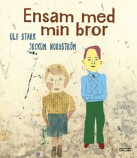 bokomslag Ensam med min bror