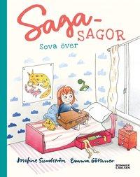 bokomslag Sagasagor : Sova över
