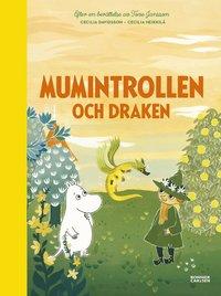 bokomslag Mumintrollen och draken