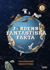 bokomslag Jordens fantastiska fakta (samlingsvolym, 5 böcker i en)