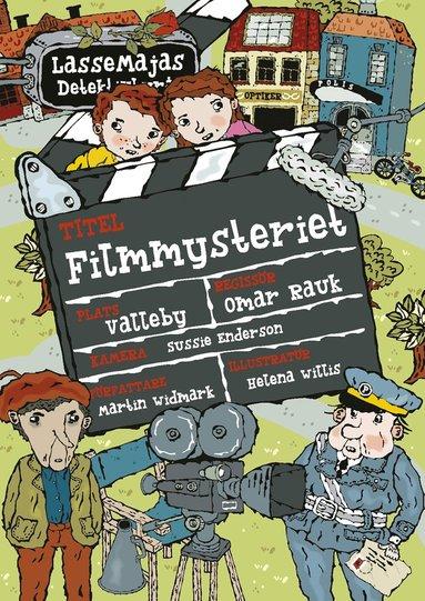 bokomslag Filmmysteriet