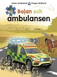 bokomslag Bojan och ambulansen