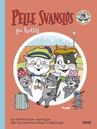 bokomslag Pelle Svanslös på Kattis