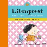 bokomslag Litenpoesi : sex små böcker i en stor