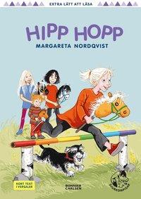 bokomslag Hipp Hopp