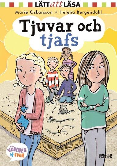 bokomslag Tjuvar och tjafs