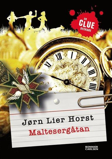 bokomslag Maltesergåtan