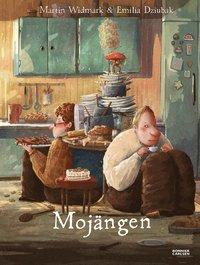 bokomslag Mojängen
