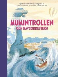 bokomslag Mumintrollen och havsorkestern