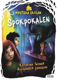 bokomslag Spökpokalen