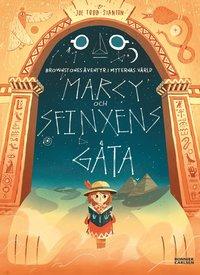 bokomslag Marcy och sfinxens gåta