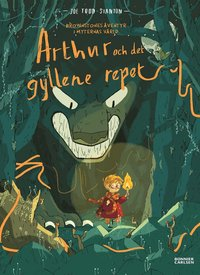 bokomslag Arthur och det gyllene repet