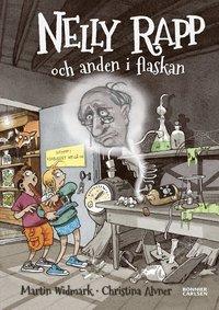 bokomslag Nelly Rapp och anden i flaskan
