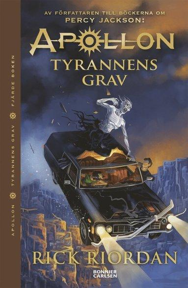 bokomslag Tyrannens grav