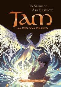 bokomslag Tam och den nya draken (Drakriddare, bok 4-6)