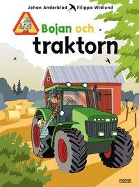 bokomslag Bojan och traktorn