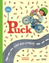 bokomslag Puck lär sig cykla