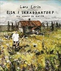 bokomslag Elsa i Skräddartorp och hennes 28 katter