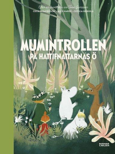 bokomslag Mumintrollen på hattifnattarnas ö