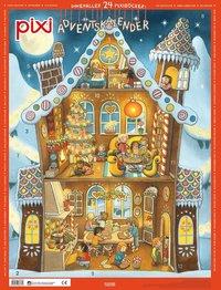bokomslag Pixi adventskalender - Lisa Moroni