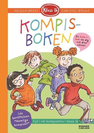bokomslag Klass 1b. Kompisboken