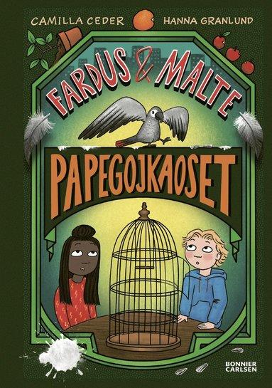 bokomslag Papegojkaoset