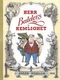 bokomslag Herr Balders hemlighet