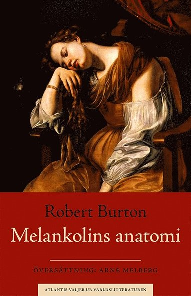 bokomslag Melankolins anatomi