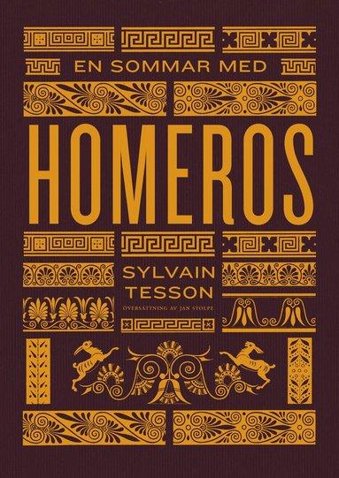 bokomslag En sommar med Homeros