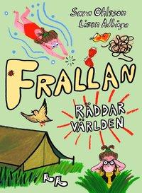 bokomslag Frallan räddar världen