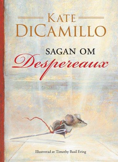 bokomslag Sagan om Despereaux
