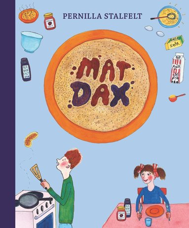 bokomslag Matdax