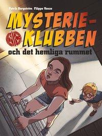 bokomslag Mysterieklubben och det hemliga rummet