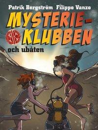 bokomslag Mysterieklubben och ubåten