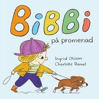 bokomslag Bibbi på promenad