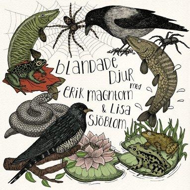 bokomslag Blandade djur