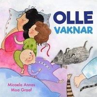 bokomslag Olle vaknar