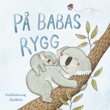 bokomslag På Babas rygg