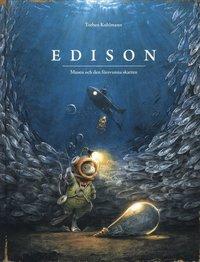 bokomslag Edison : musen och den försvunna skatten