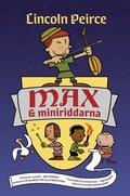 bokomslag Max och miniriddarna