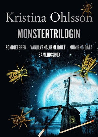 bokomslag Monstertrilogin