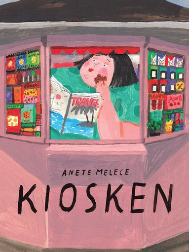 bokomslag Kiosken
