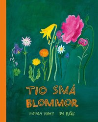 bokomslag Tio små blommor
