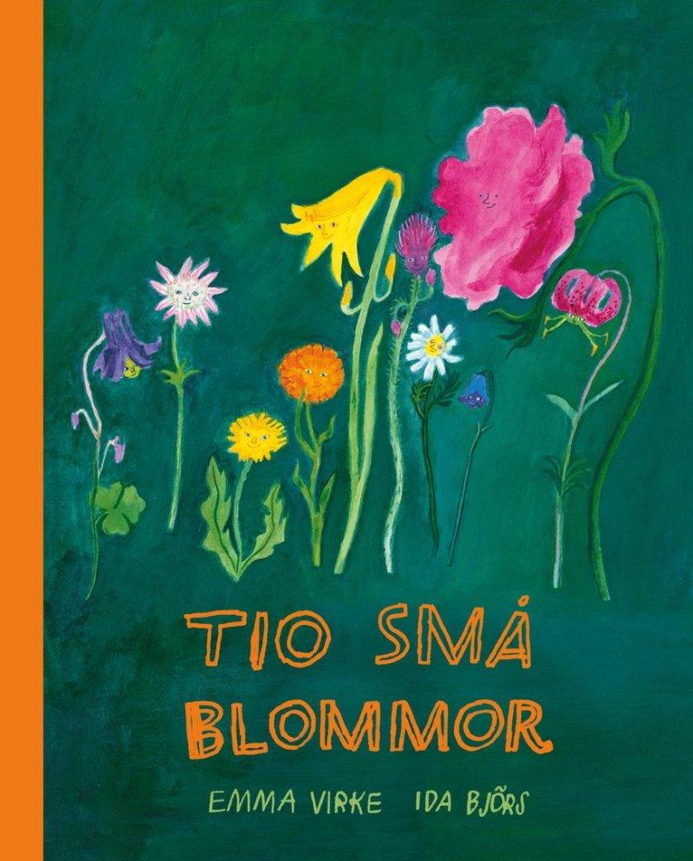 Tio små blommor 1