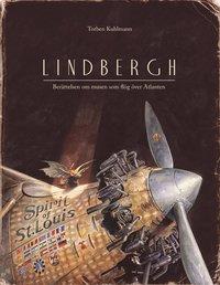 bokomslag Lindbergh : berättelsen om musen som flög över Atlanten